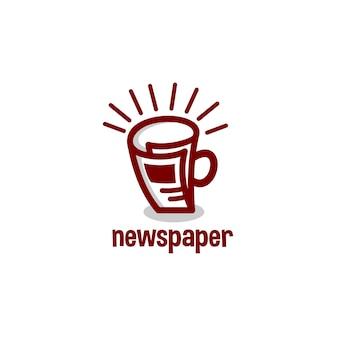 新聞のロゴ