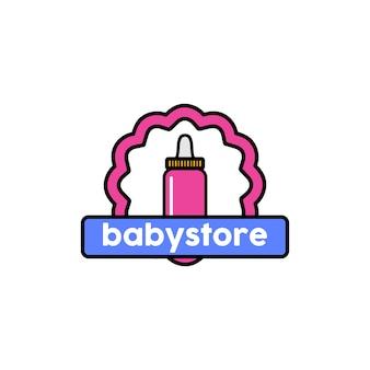ベビーストアのロゴ