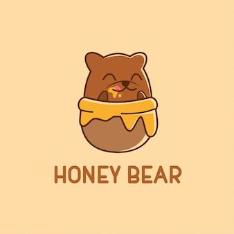 Логотип медного медведя