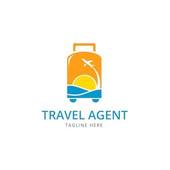 Логотип туристического агентства