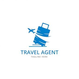 旅行代理店のロゴ