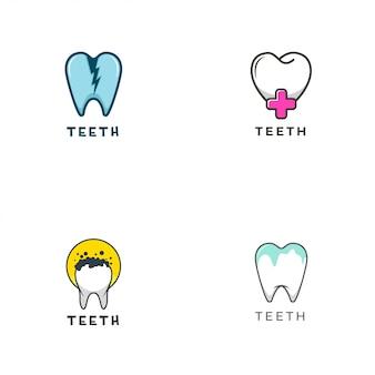 Зубы логотип