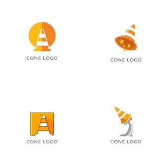 トラフィックコーンのロゴ