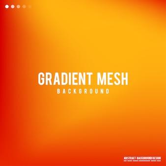 グラデーションメッシュの抽象的な背景