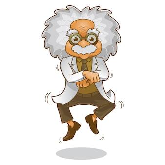 Профессор танцы
