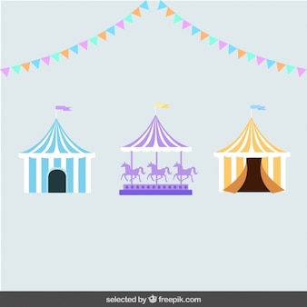 Цирк элементы