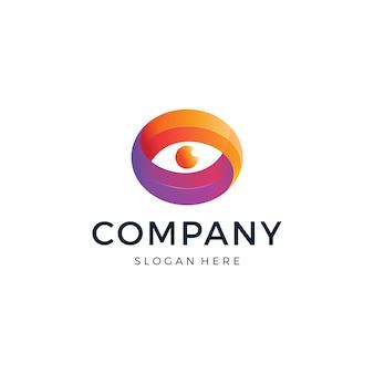 Глаз логотип