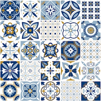 モロッコ風の模様