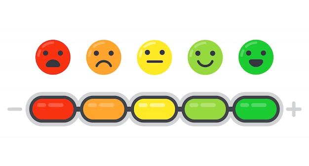 Эмоциональная шкала