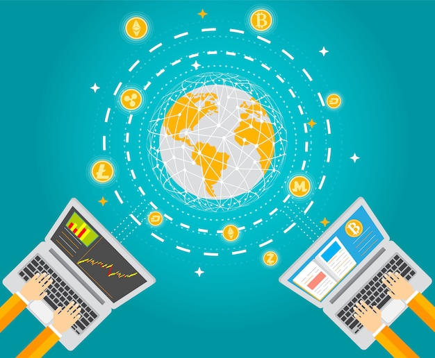 暗号通貨とデジタルマネー技術