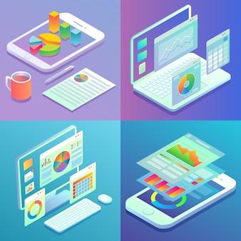 Набор для мобильного и веб-аналитики