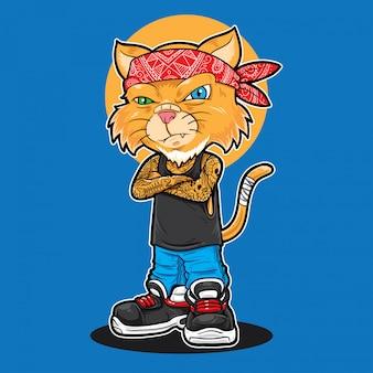 ギャングスタ猫