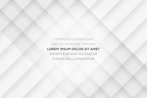 Элегантный и минималистичный абстрактный белый бизнес фон с блестящими линиями