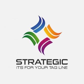 抽象ビジネスロゴ