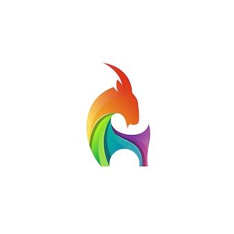 Овечья цветная эмблема