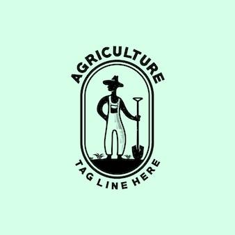 Сельскохозяйственный логотип