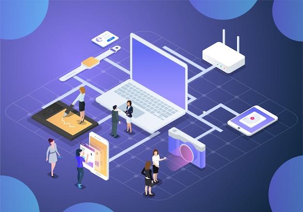 ビジネス科学技術