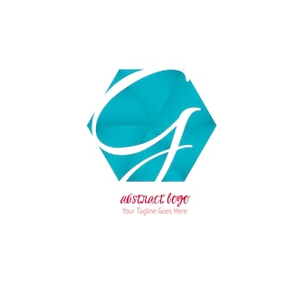 Абстрактный логотип