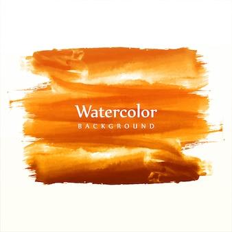柔らかい手描く水彩ブラシベクトル