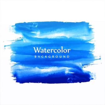 エレガントな水彩ブラシストロークの背景