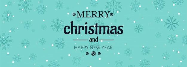 Рождественские праздники карты баннер шаблон векторные иллюстрации