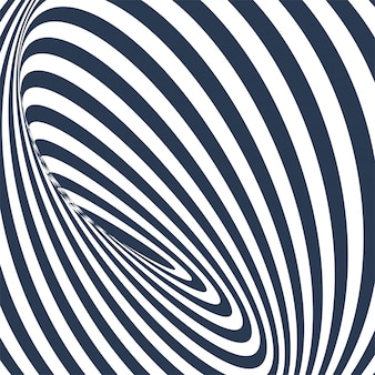 Абстрактный геометрический узор с зигзагообразными линиями