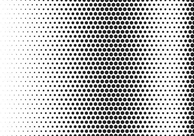 モダンなハーフトーンパターン背景