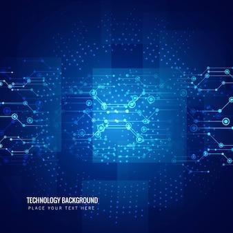 青色の近代技術の背景