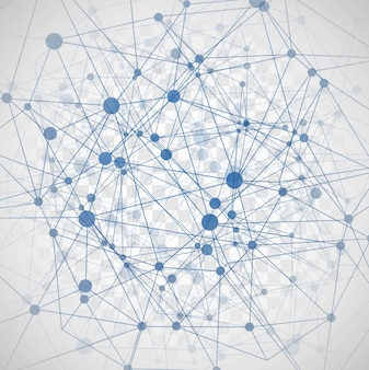 現代分子の背景
