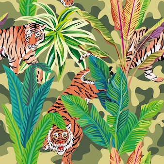 熱帯のトラ