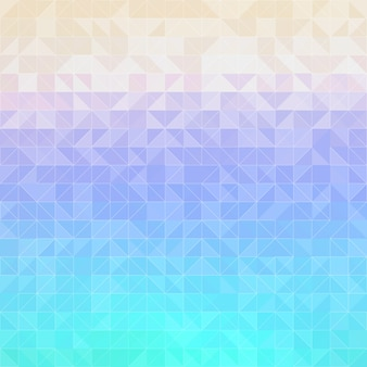 六角形の背景、照明効果、ぼやけた光。