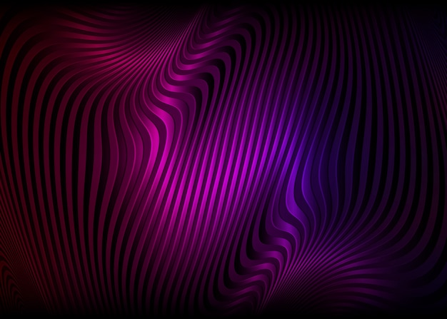 Красочный обман зрения, абстрактная предпосылка. концепция дизайна витой спирали.