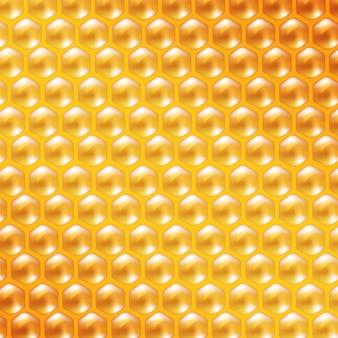 蜂蜜の背景