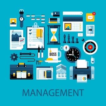 管理要素の設計