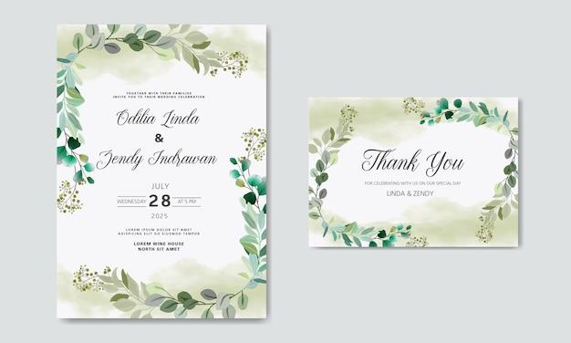 Роскошные и красивые цветочные свадебные приглашения