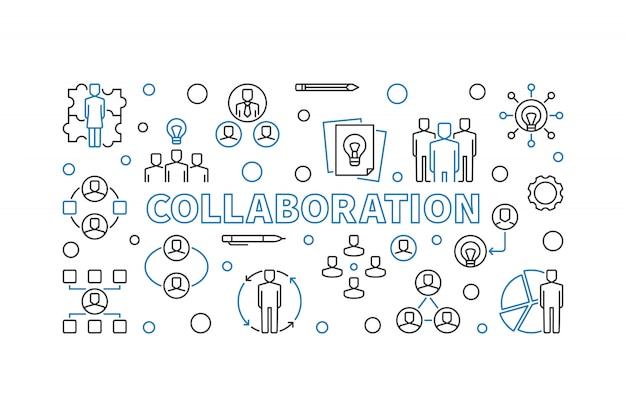 Набор иконок для совместной работы