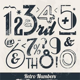 レトロ番号