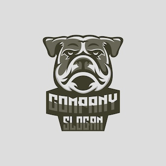 犬のエスポートのロゴ