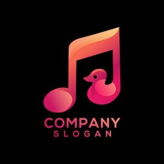 音楽のロゴ