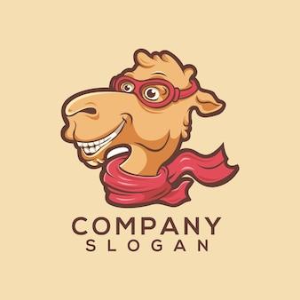 ラクダのロゴ