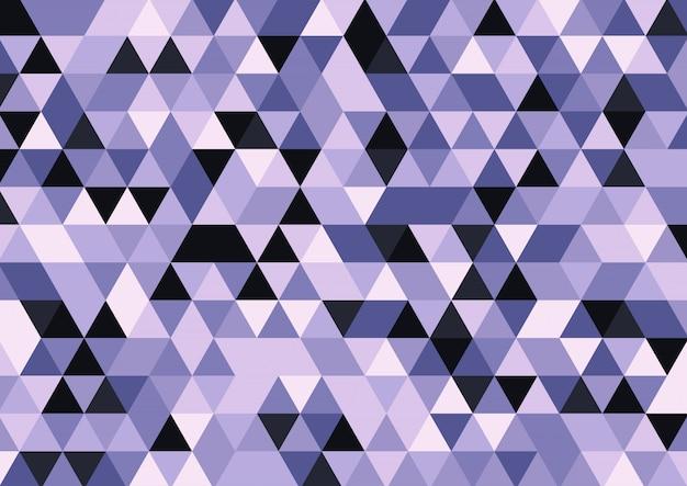 幾何学的抽象デザイン