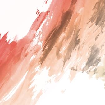 詳細な水彩テクスチャ背景