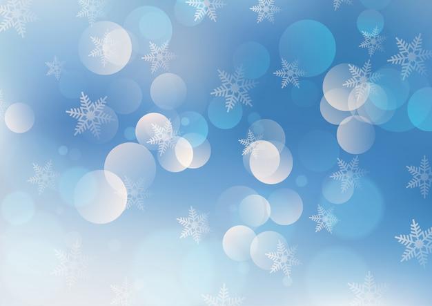 Рождественские снежинки