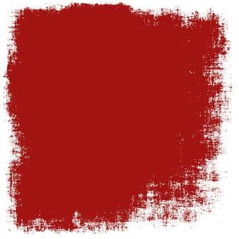 Подробно красный гранж текстуру фона