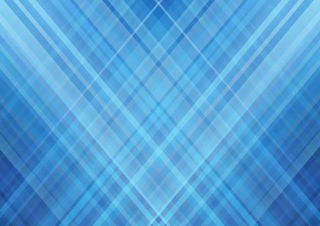 格子縞のシームレスパターン
