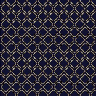 装飾的なパターンの背景