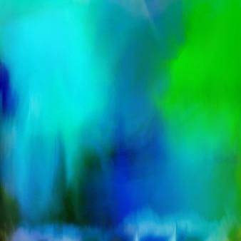 Абстрактный фон с текстурой темных акварелей