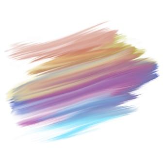 描かれた水彩のテクスチャを持つ抽象的な背景