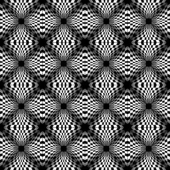 モダンなパターン図
