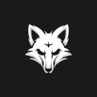Фокс дизайн логотипа